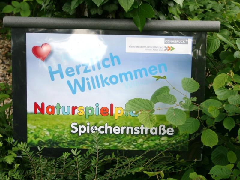Naturspielplatz Spichernstraße